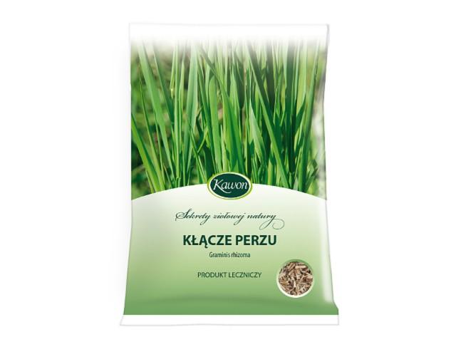 Zioł. Kłącze Perzu interakcje ulotka zioła do zaparzania  50 g
