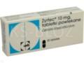 Zyrtec interakcje ulotka tabletki powlekane 0,01 g 30 tabl.